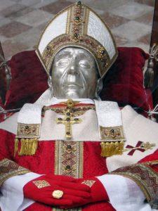 dimissioni papa nella storia