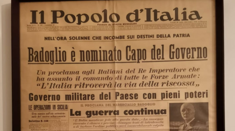 Mussolini Was A Journalist