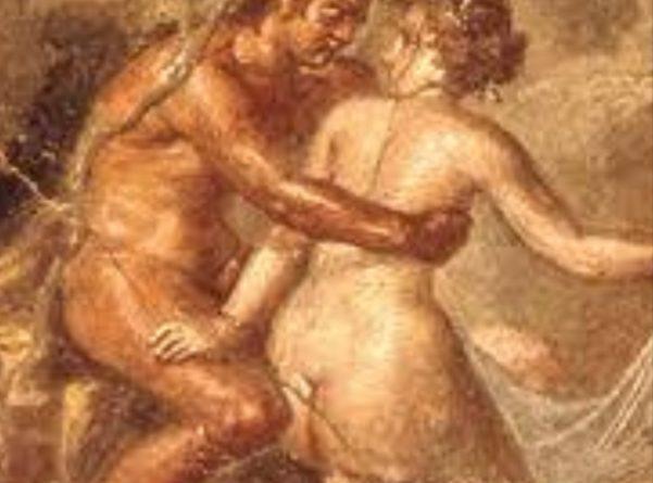 mitologia greca storie
